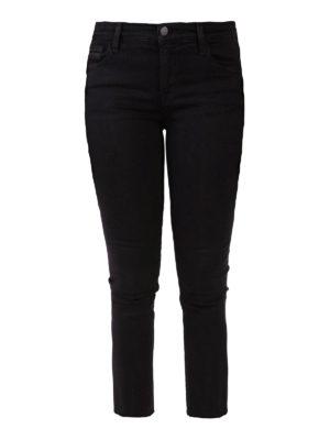 J Brand: bootcut jeans - Selena Bootcut black jeans