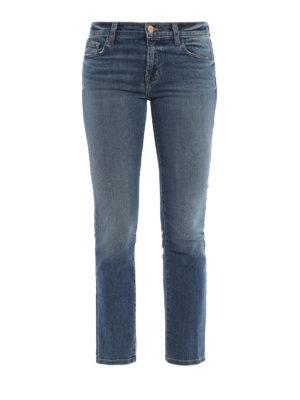 J Brand: bootcut jeans - Selena jeans