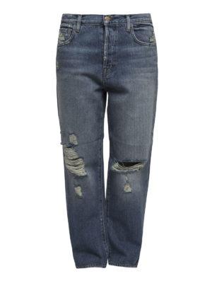 J Brand: Boyfriend - Ivy distressed jeans