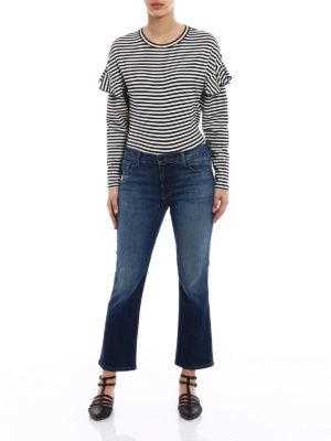 J Brand: Boyfriend online - Aubrie high rise crop jeans