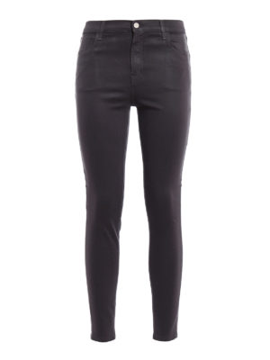 J Brand: casual trousers - Alana ultra slimming crop pants
