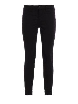 J Brand: casual trousers - Anja sateen trousers