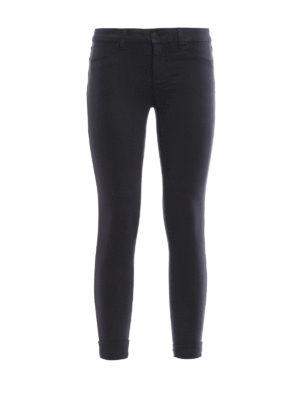 J Brand: casual trousers - Anja satin trousers