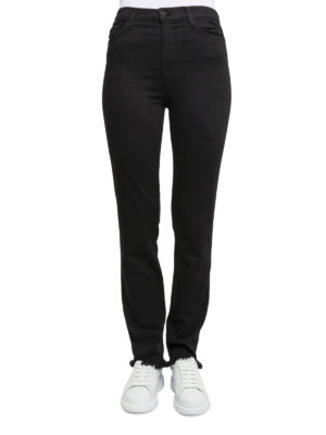 J Brand: casual trousers online - Viscose blend five pocket pants