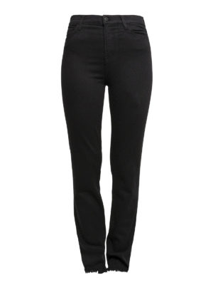 J Brand: casual trousers - Viscose blend five pocket pants