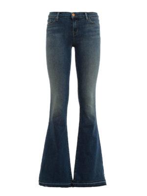 J Brand: flared jeans - Ashbury jeans