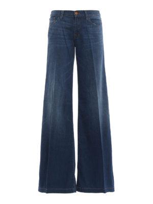 J Brand: flared jeans - Lynette jeans