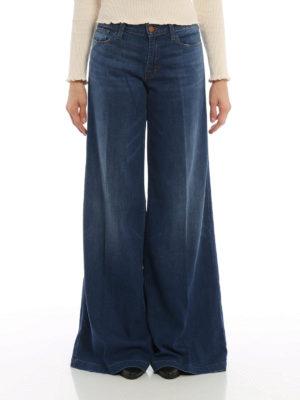 J Brand: flared jeans online - Lynette jeans