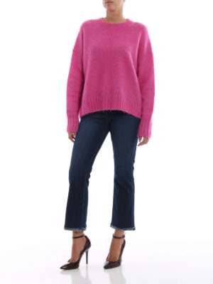 J BRAND: jeans bootcut online - Jeans bootcut Selena a vita media