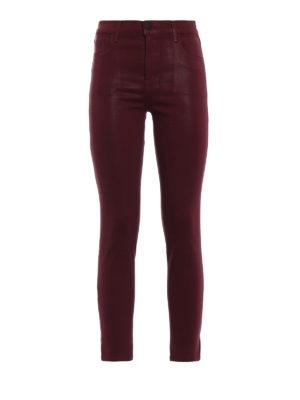 J BRAND: jeans skinny - Jeans crop skinny Alana