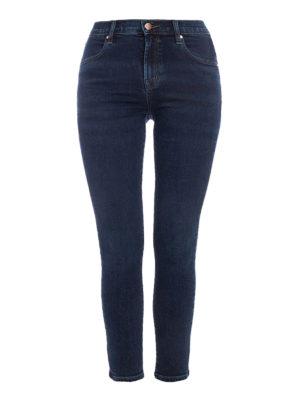 J Brand: skinny jeans - Alana high waisted skinny jeans