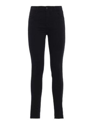 J BRAND: jeans skinny - Jeans skinny neri Maria