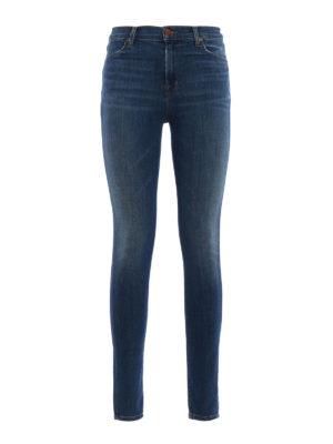 J Brand: skinny jeans - Maria stretch cotton jeans