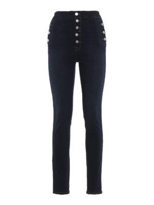 J BRAND: jeans skinny - Jeans super skinny sky-high Natasha