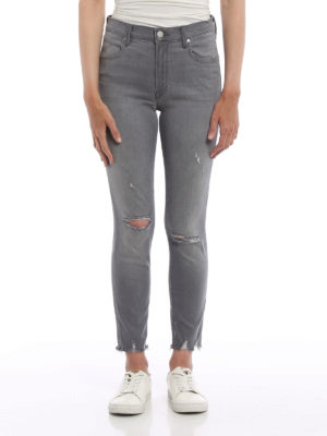 J Brand: skinny jeans online - Alana high-rise crop jeans