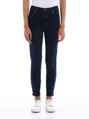J Brand: skinny jeans online - Alana high-rise crop jeans