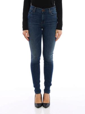 J Brand: skinny jeans online - Maria stretch cotton jeans