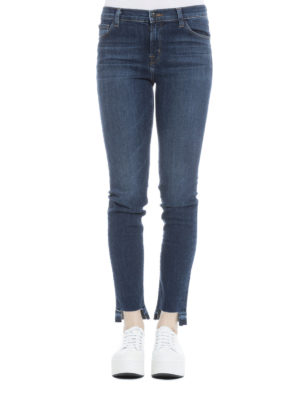 J Brand: skinny jeans online - Mid-rise skinny jeans