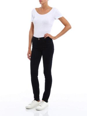 J Brand: skinny jeans online - Super stretch denim skinny jeans