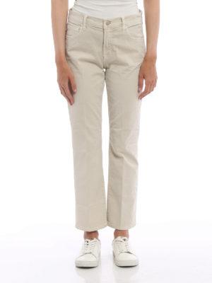 J Brand: straight leg jeans online - Selena low waist jeans