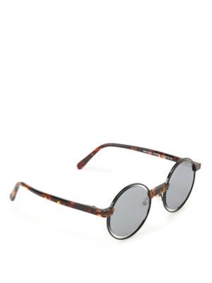 J Plus: sunglasses - Eclectic tortoise sunglasses