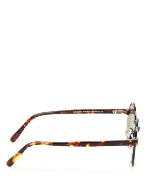 J Plus: sunglasses online - Eclectic tortoise sunglasses