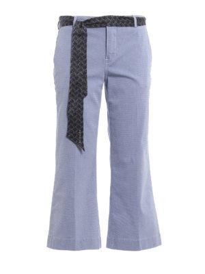 Jacob Cohen: capris - Amelia capri trousers
