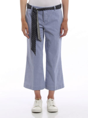 Jacob Cohen: capris online - Amelia capri trousers