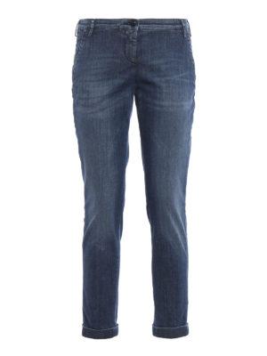 Jacob Cohen: casual trousers - Brigitte cotton blend trousers