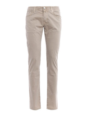 Jacob Cohen: casual trousers - Cotton tailored trousers