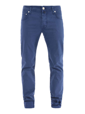 Jacob Cohen: casual trousers - Cotton trousers