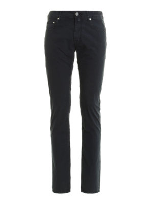 Jacob Cohen: casual trousers - Jeans style cotton trousers