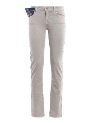 Jacob Cohen: casual trousers - Jocelyn Slim five pocket trousers