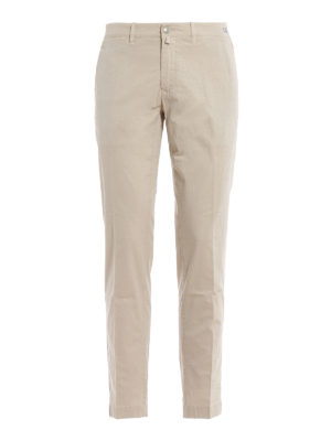 JACOB COHEN: casual trousers - Lion chino trousers