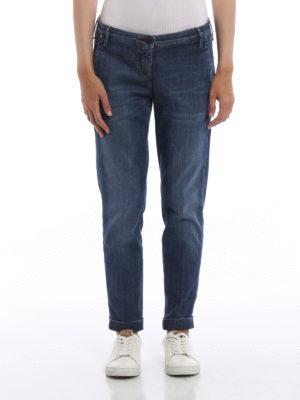 Jacob Cohen: casual trousers online - Brigitte cotton blend trousers