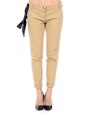Jacob Cohen: casual trousers online - Brigitte stretch cotton trousers