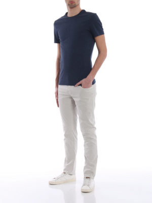 Jacob Cohen: casual trousers online - Cotton blend tailored  trousers