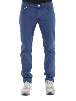 Jacob Cohen: casual trousers online - Cotton trousers