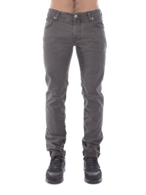 Jacob Cohen: casual trousers online - PW622 comfort cotton trousers