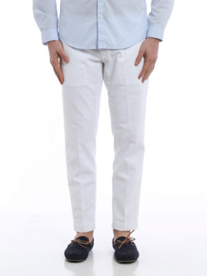 Jacob Cohen: casual trousers online - PW626 cotton trousers