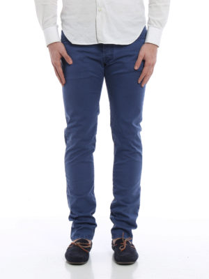 Jacob Cohen: casual trousers online - PW688 Comf stretch cotton trousers