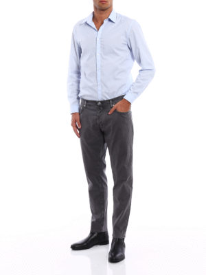 Jacob Cohen: casual trousers online - Style 656 five pocket trousers