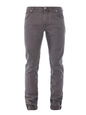 Jacob Cohen: casual trousers - PW622 comfort cotton trousers