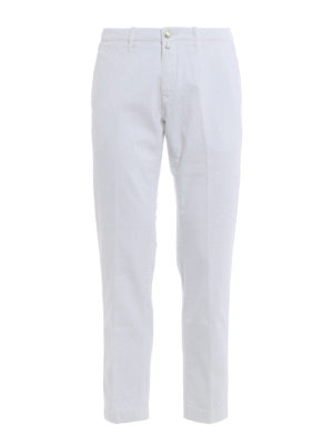 Jacob Cohen: casual trousers - PW626 cotton trousers