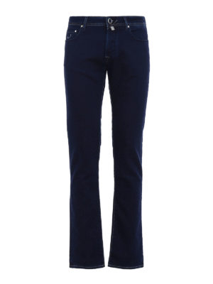 Jacob Cohen: casual trousers - Soft cotton and wool trousers