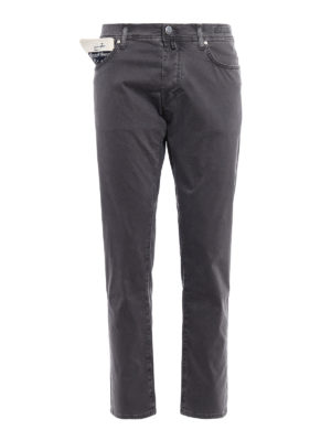Jacob Cohen: casual trousers - Style 656 five pocket trousers
