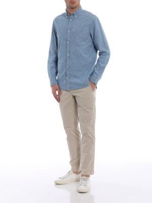 JACOB COHEN: pantaloni casual online - Pantaloni in cotone sartoriali