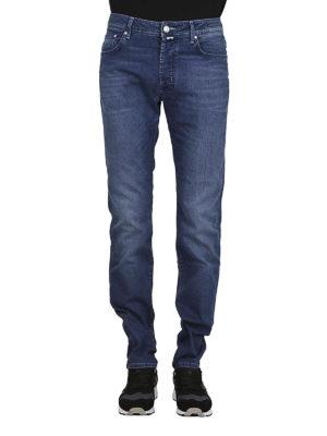 a sigaretta - Jeans PW688 denim misto cotone