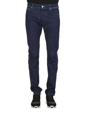 a sigaretta - Jeans PW688 scuri vestibilità slim