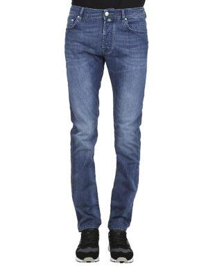 a sigaretta - Jeans PW688 scuri slim